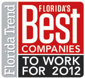 Florida's Best Companies to Work For 2012